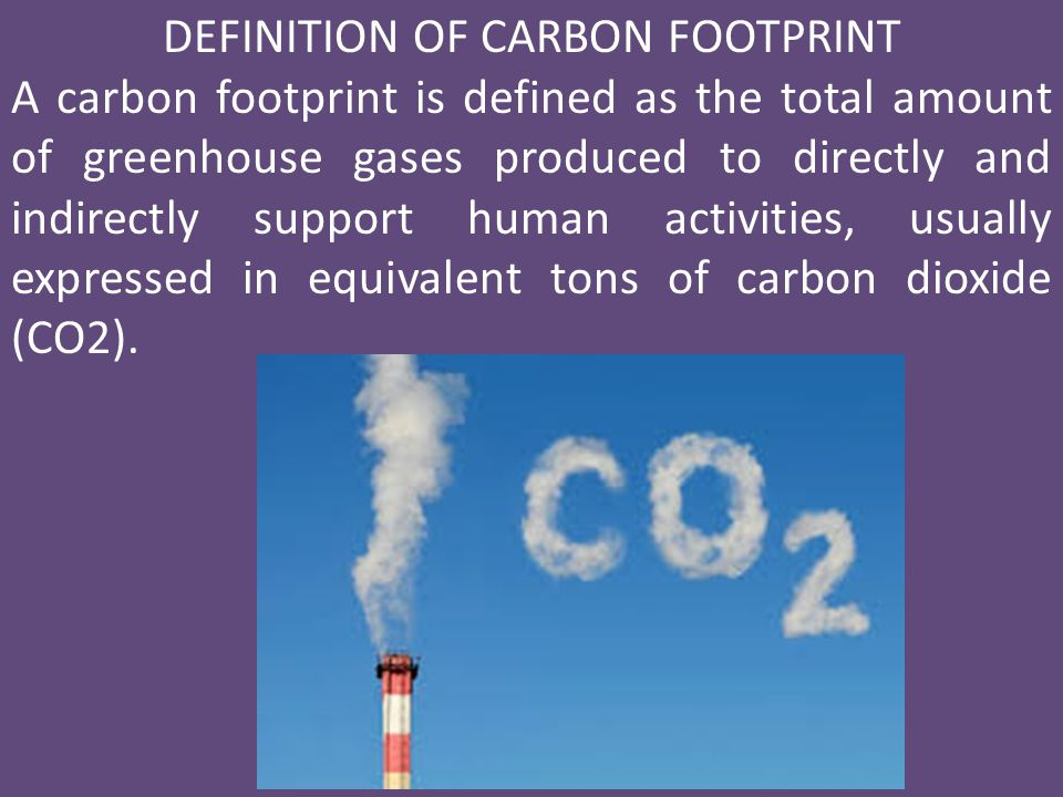 Reduce Carbon Footprint There is plenty of advice out there on how to reduce your carbon footprint, including taking public transportation, or buying organic and local food.