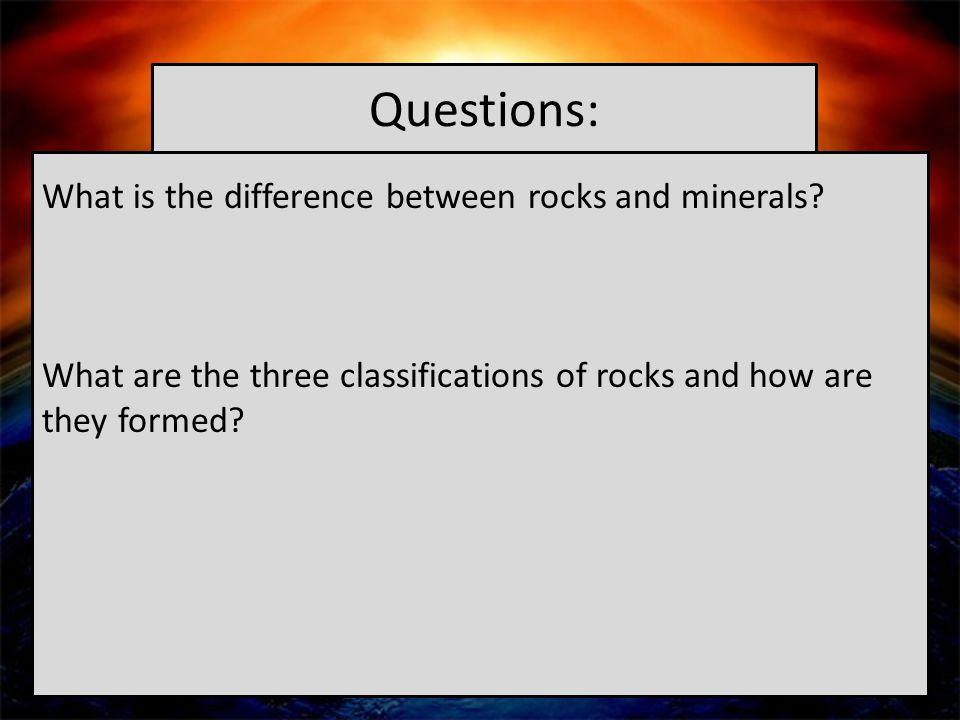 Types of Metamorphic Rocks SchistGneiss
