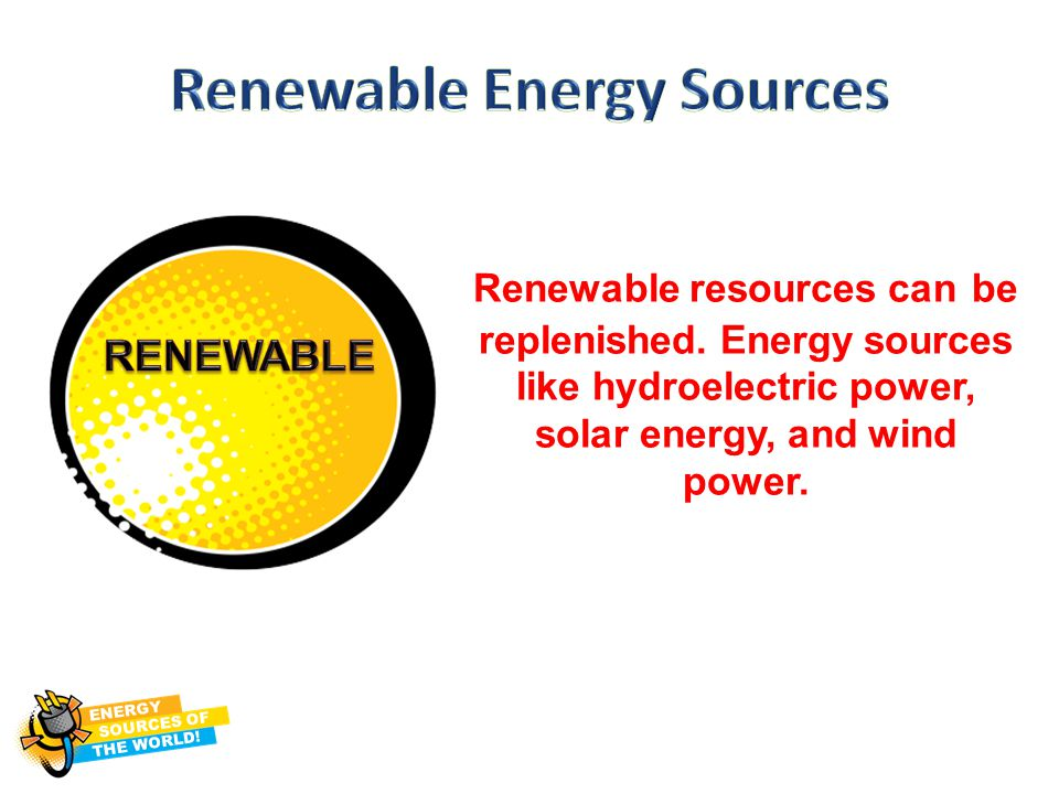 Energy Trivia What is the most commonly used renewable resource.