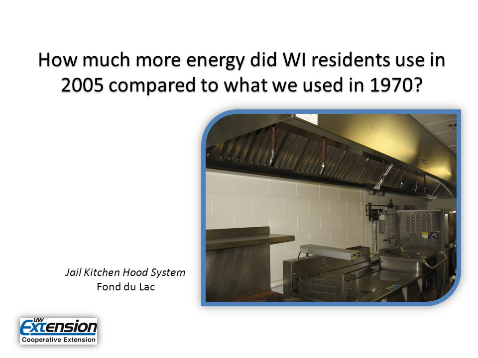 How much more energy did WI residents use in 2005 compared to what we used in 1970.