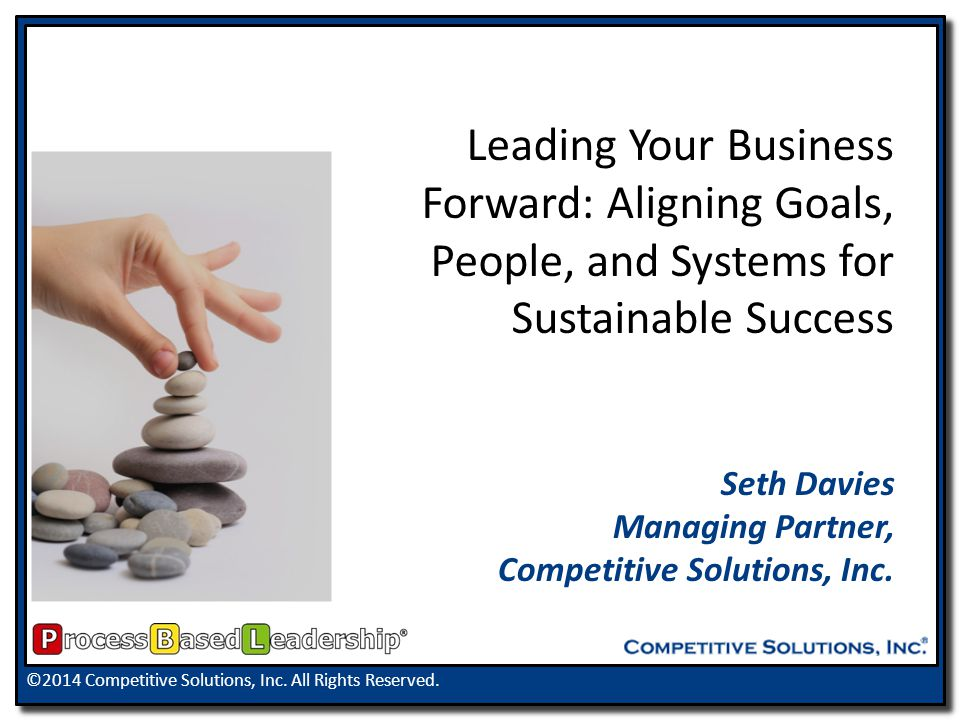 ©2014 Competitive Solutions, Inc.