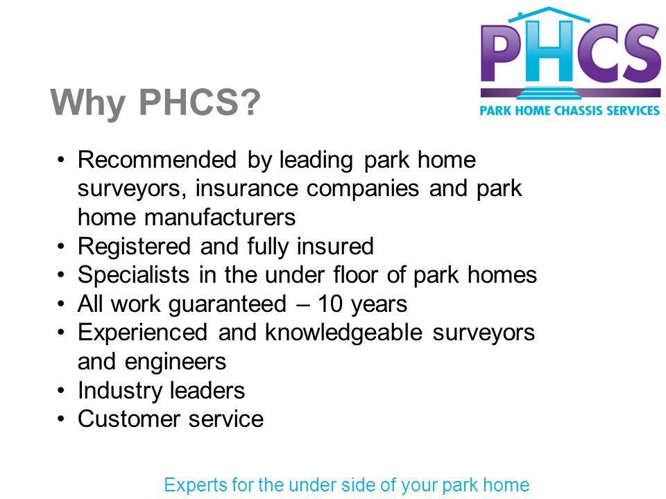 Why PHCS.