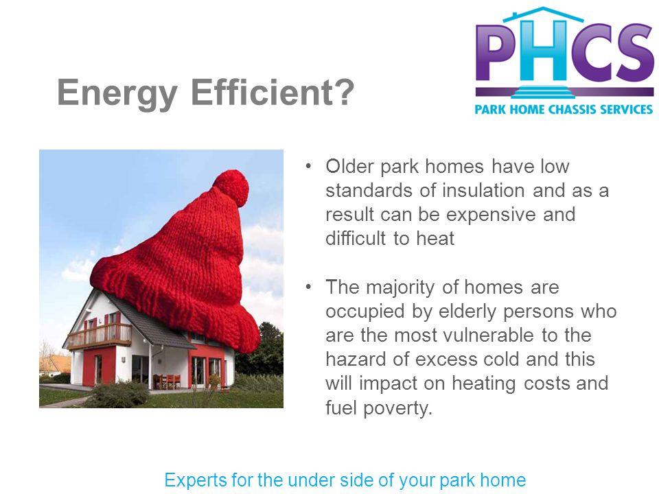 Energy Efficient.