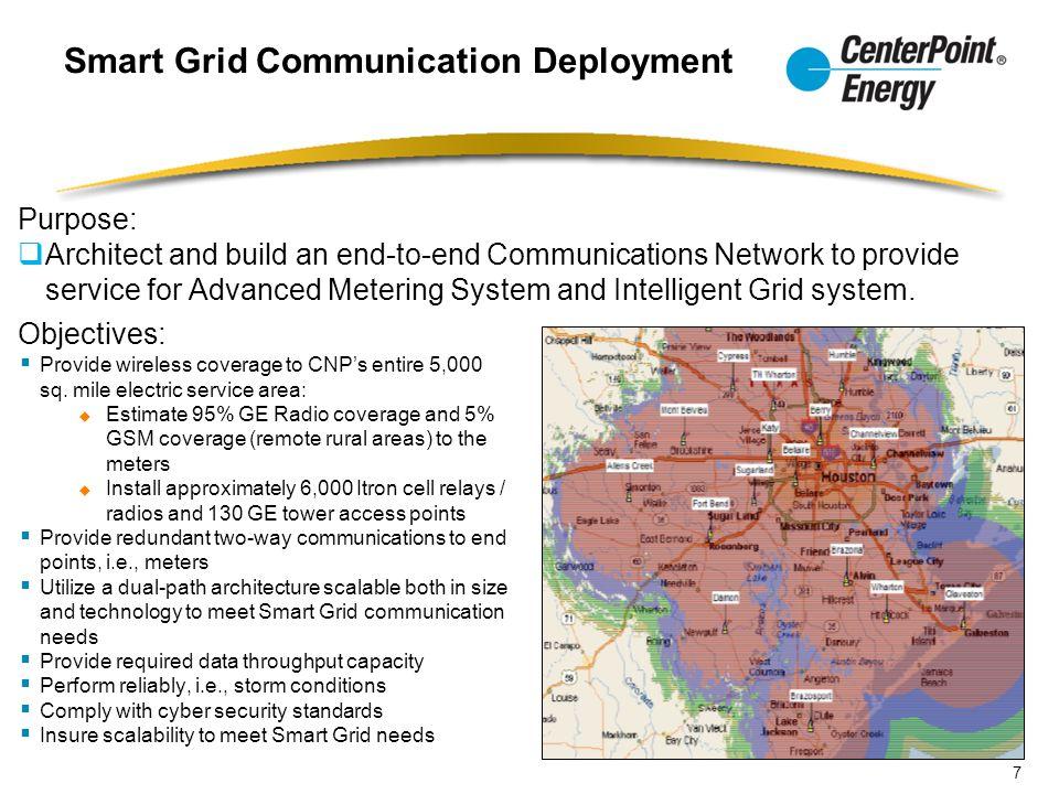  Provide wireless coverage to CNP's entire 5,000 sq.