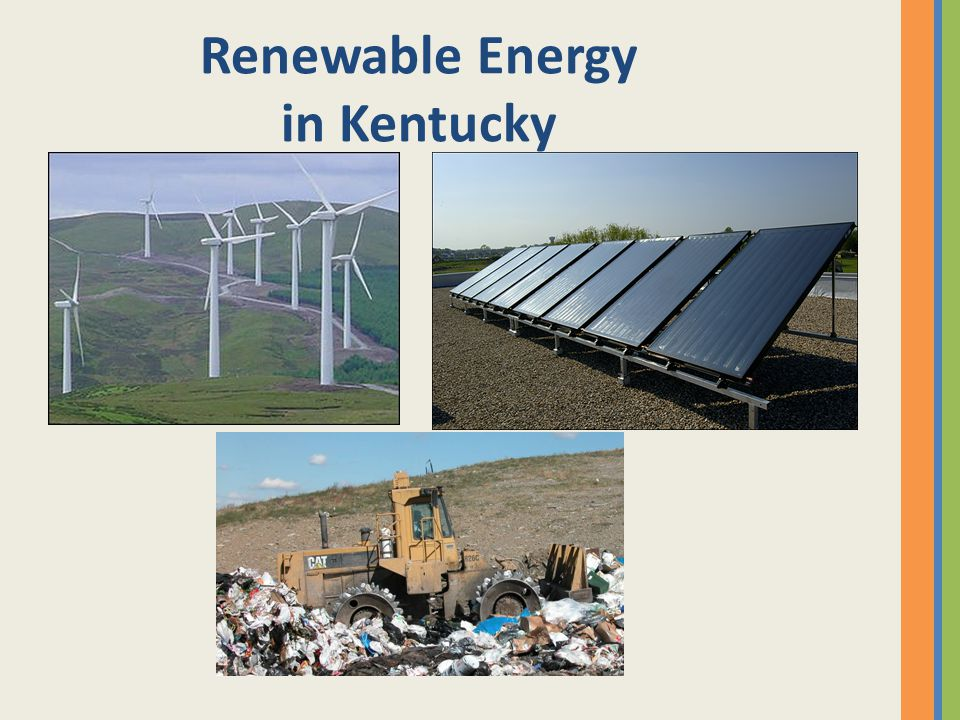 Renewable Energy in Kentucky