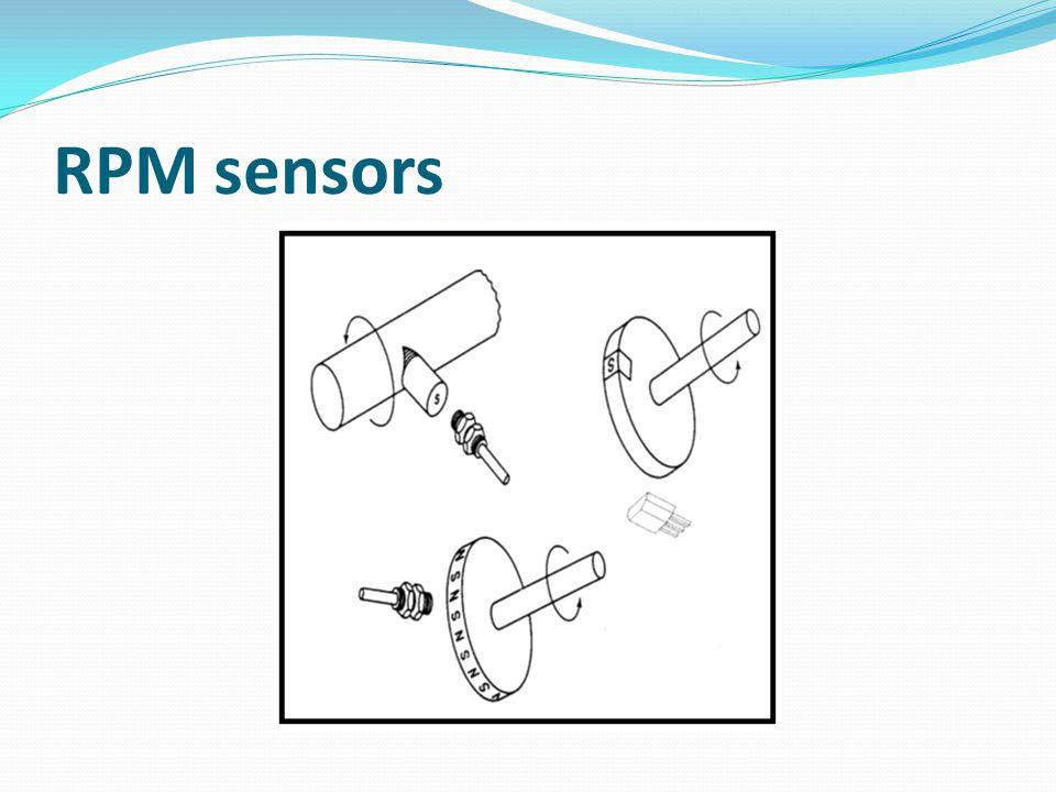 RPM sensors