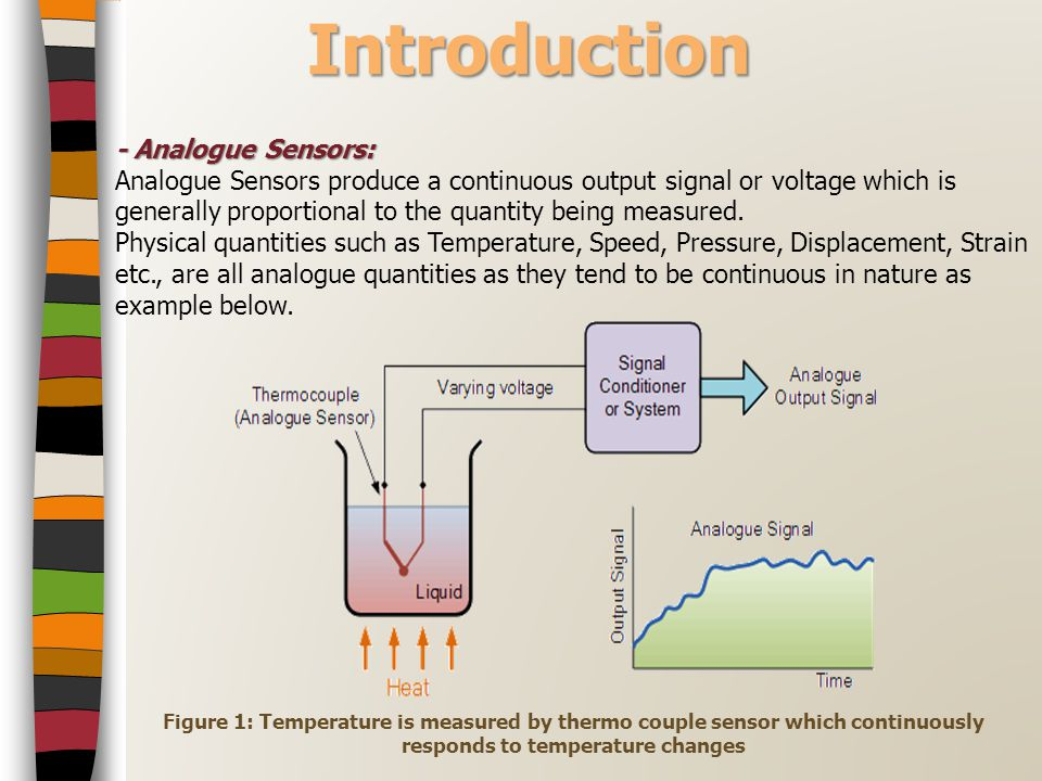 Hall effect sensors When a current-carrying conductor is placed into a magnetic field, a voltage will be generated perpendicular to both the current and the field.