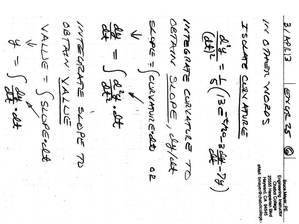 BMayer@ChabotCollege.edu ENGR-25_Lec-25_SimuLink-1.ppt 59 Bruce Mayer, PE Engineering/Math/Physics 25: Computational Methods