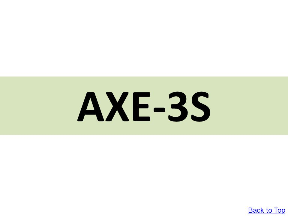 AXE-3S Back to Top