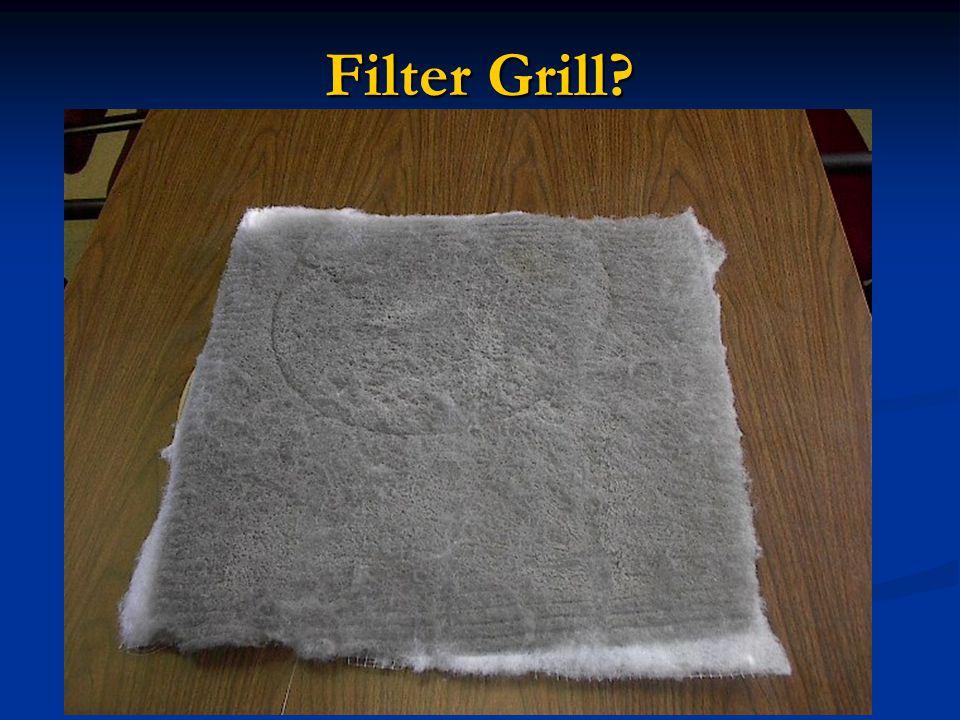 Filter Grill