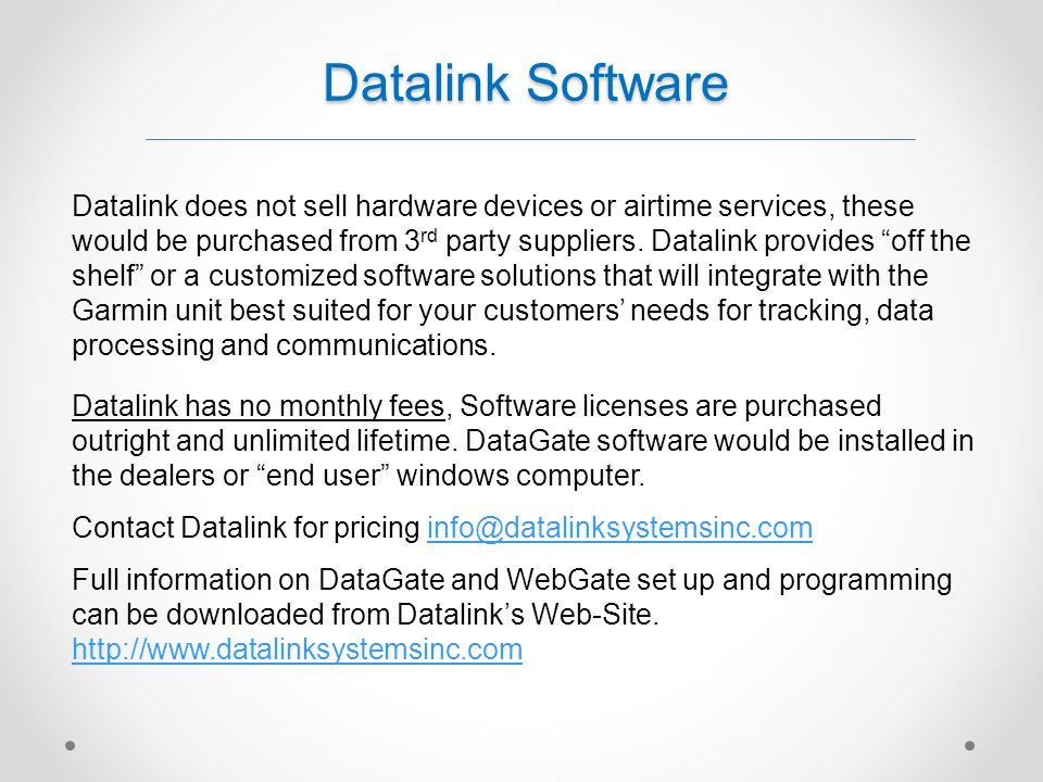 DataNET (overview).