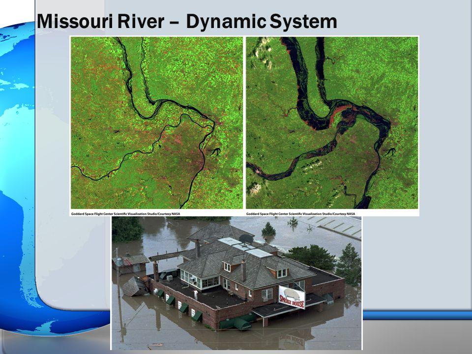 Missouri River – Dynamic System