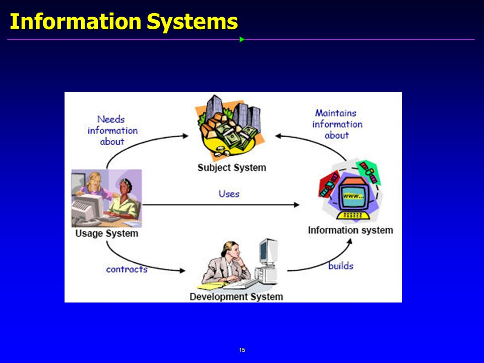 15 Information Systems