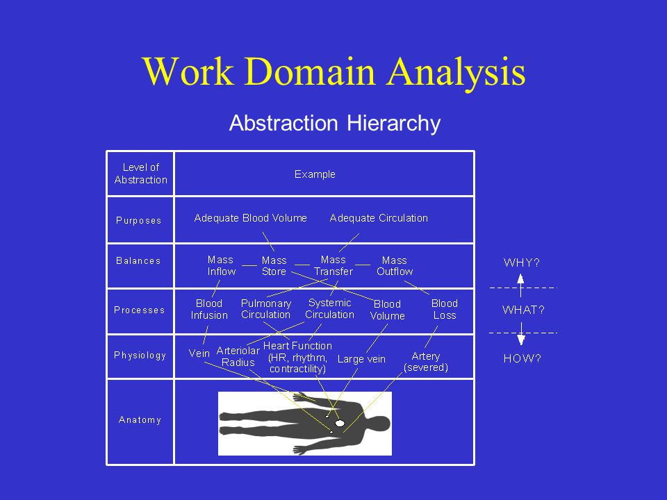 Work Domain Analysis