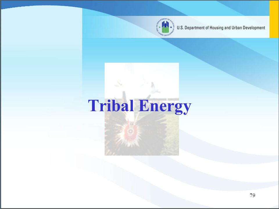 79 Tribal Energy