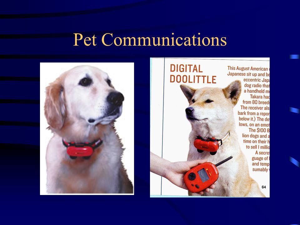 Pet Communications