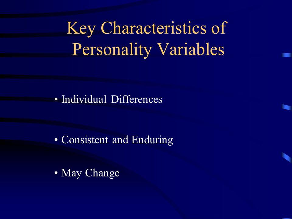Predicting Consumer Behavior using Personality