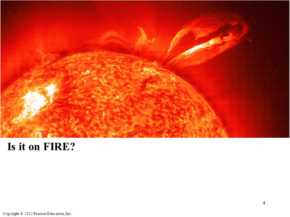Copyright © 2012 Pearson Education, Inc. How does the energy from fusion get out of the Sun? 35