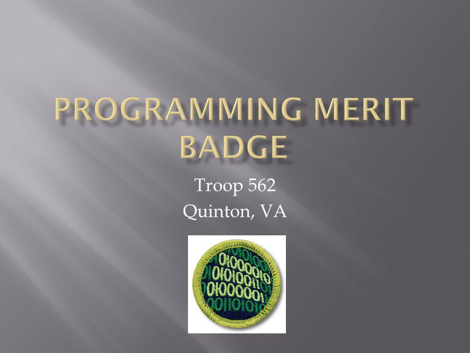 Troop 562 Quinton, VA