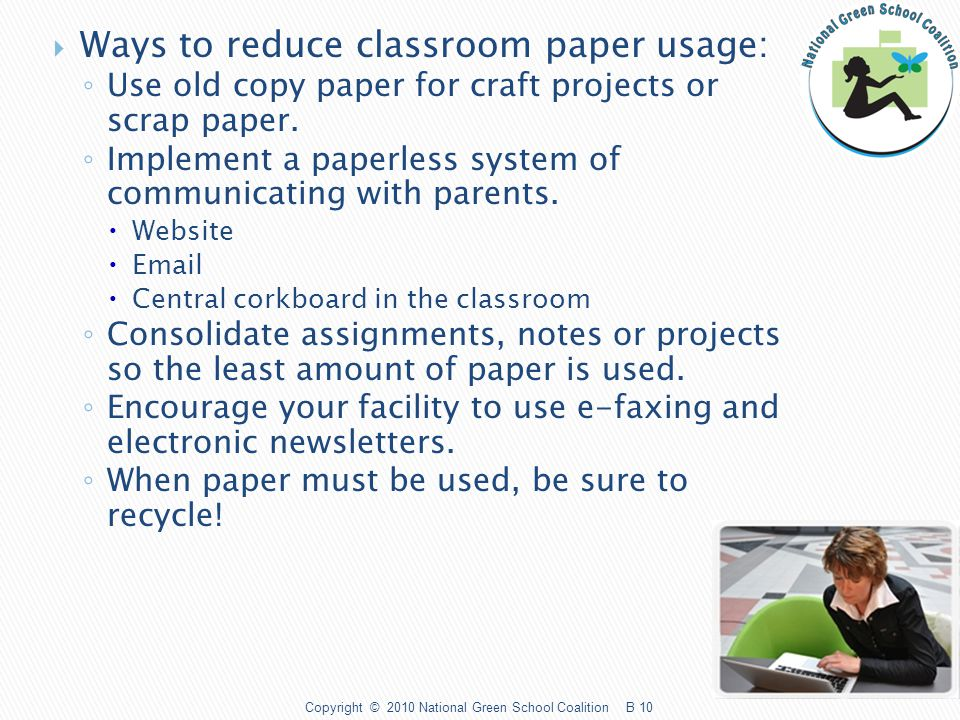  Paper use may seem insignificant in day to day operations, but the truth is that the overall cost of paper is huge.