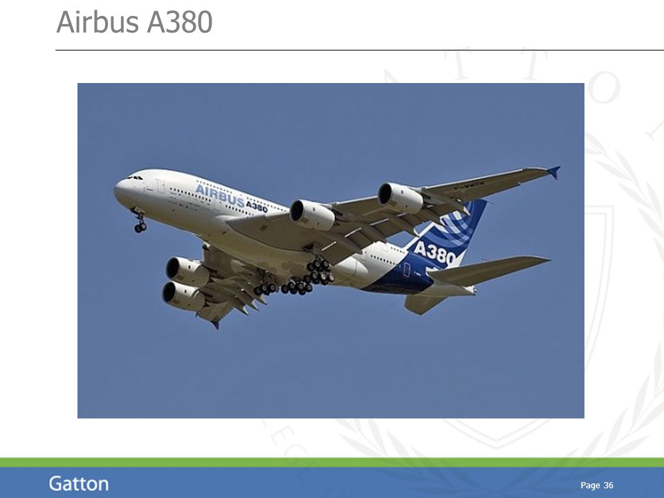 Page 36 Airbus A380