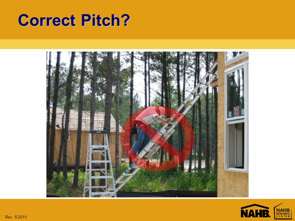 Rev: Correct Pitch