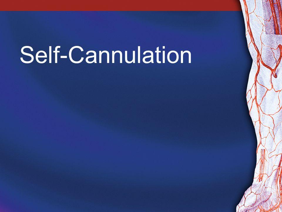 Self-Cannulation