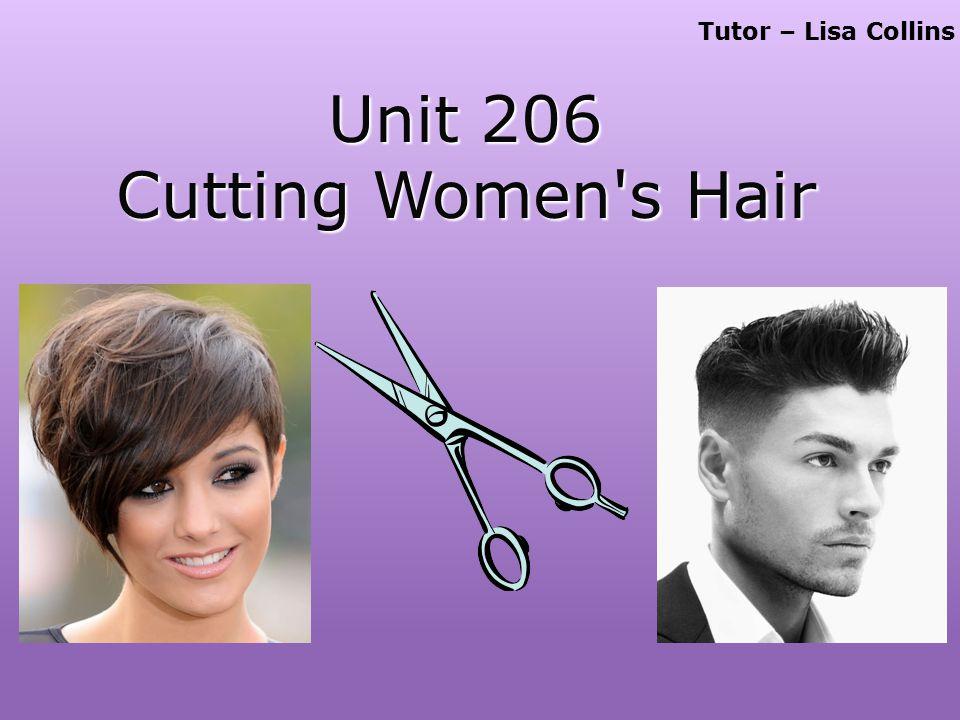 Unit 206 Cutting Women's Hair Tutor – Lisa Collins