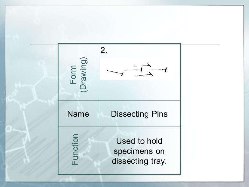 19. NameTriple Beam Balance Measures mass. Form (Drawing) Function