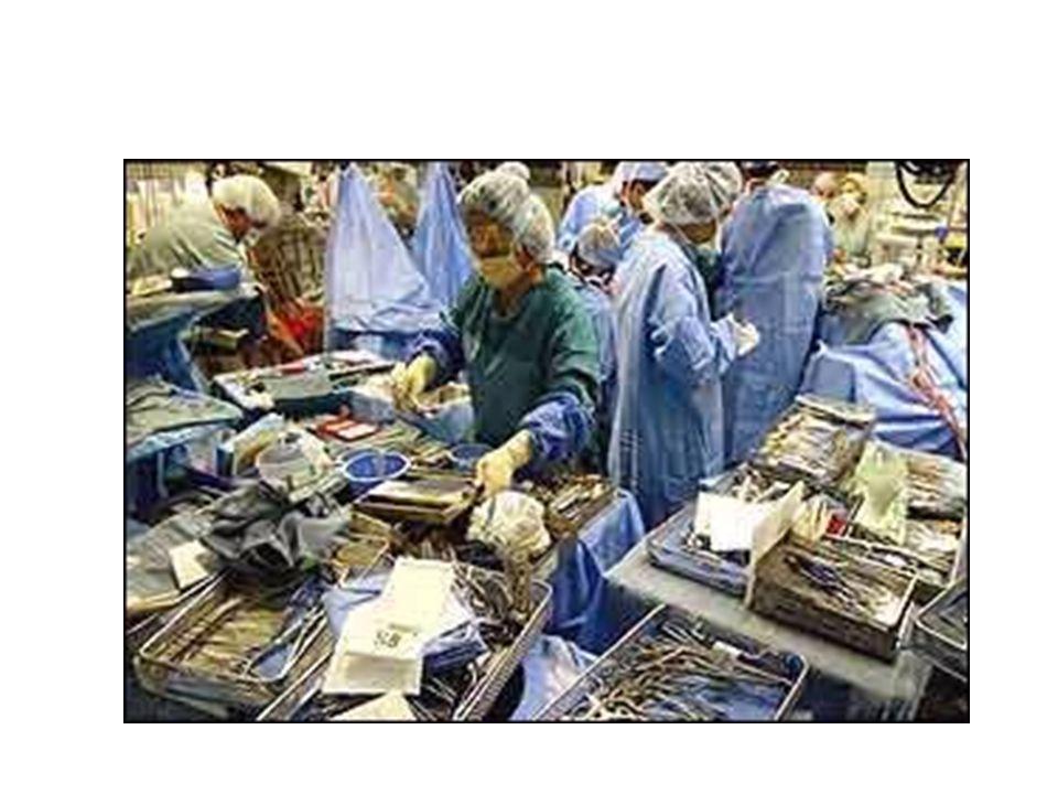 84 Instrument Sets Names vary from one facility to another – Major tray versus laparotomy tray – Laparoscopy tray versus Pelviscopy tray – Ortho tray versus Bone tray