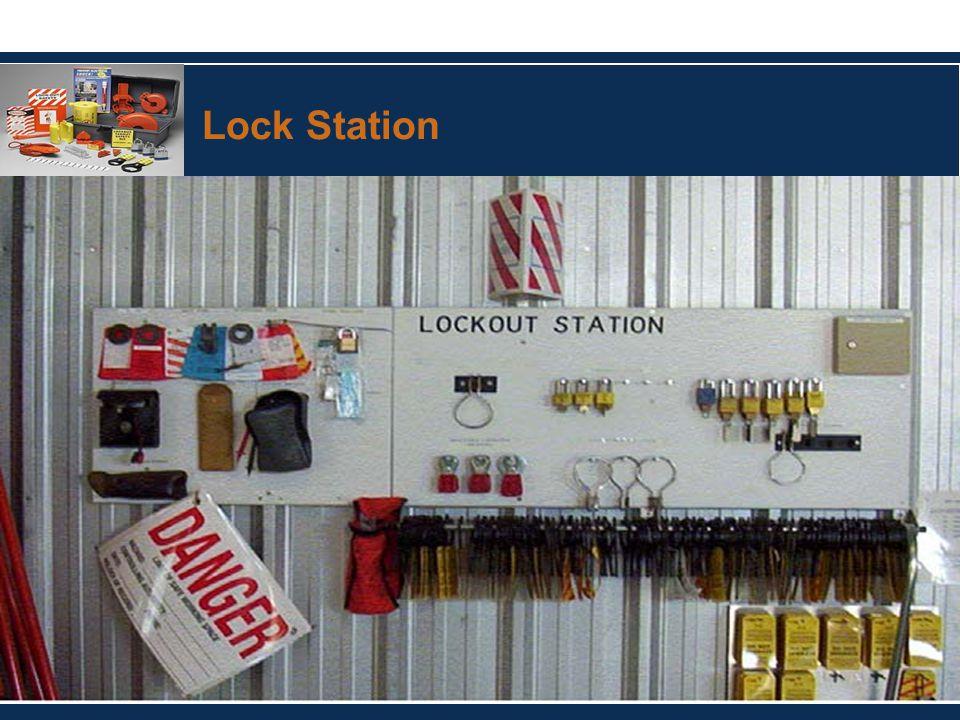 Lock Station