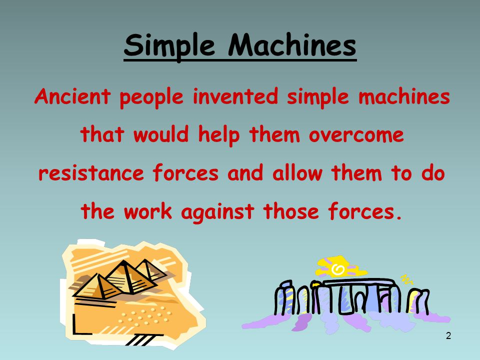 Machines Made Simple Chapter 14