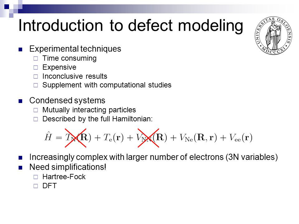 Monte-Carlo approach Loosely described:  Statistical simulation methods Conventional methods (MD):  Discretize equations describing the physical process  E.g.