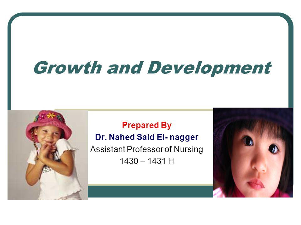 Learning Objectives Identify the general characteristics (biological development) of preschool.