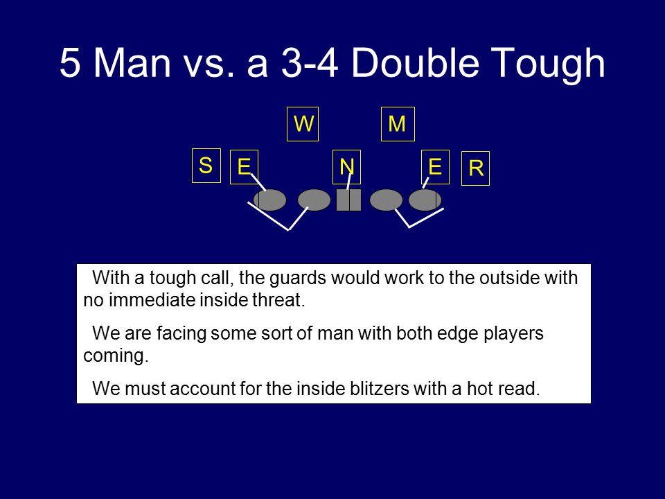 5 Man vs.