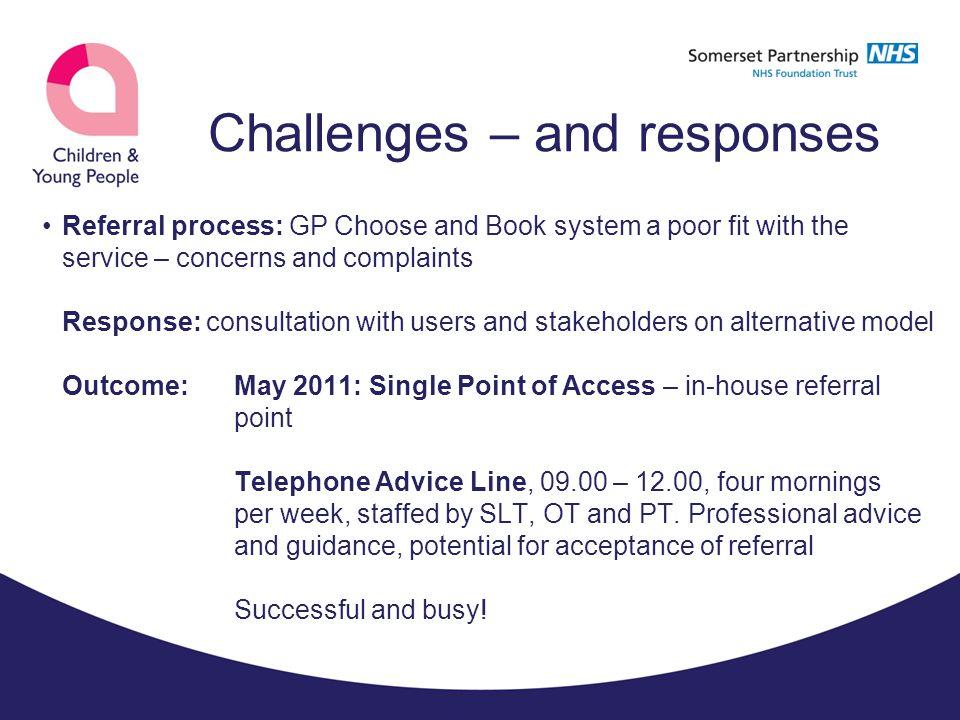 Next steps...Aim:For partner services, e.g.
