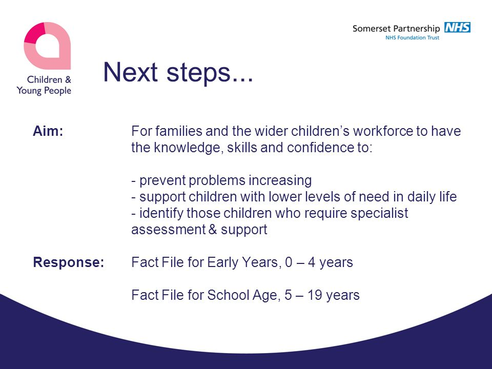 Fact File for School Age Developmental milestones.