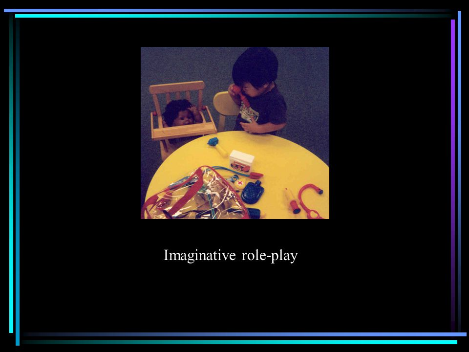 Imaginative role-play