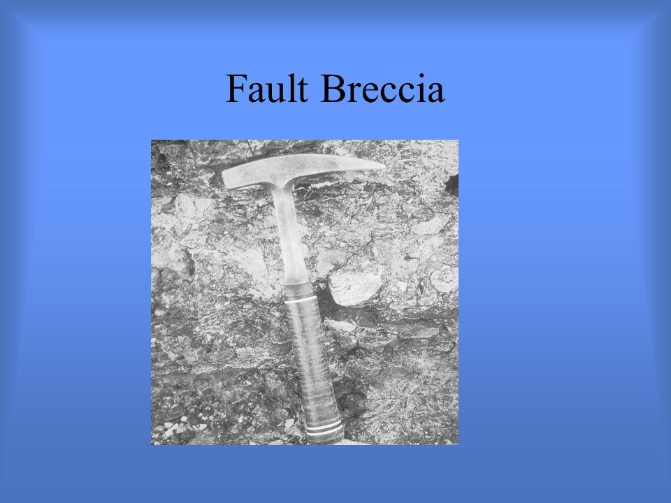 Fault Breccia