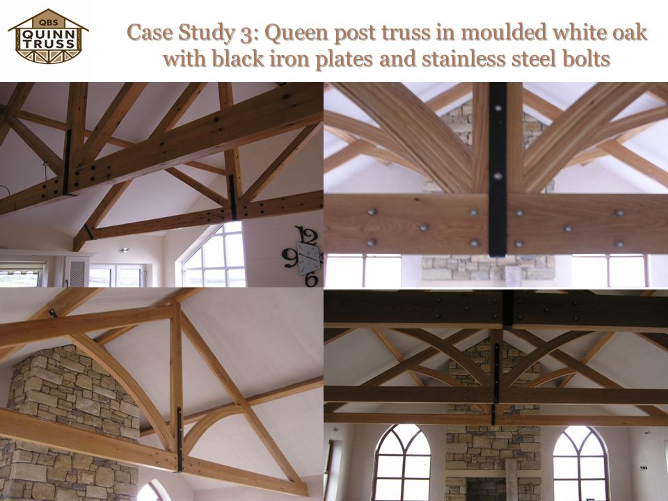 Case Study 4: Primary School Douglas Fir with steel chord and hidden reinforced steel plate