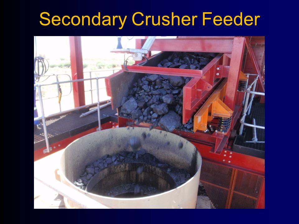 Secondary Crusher Feeder