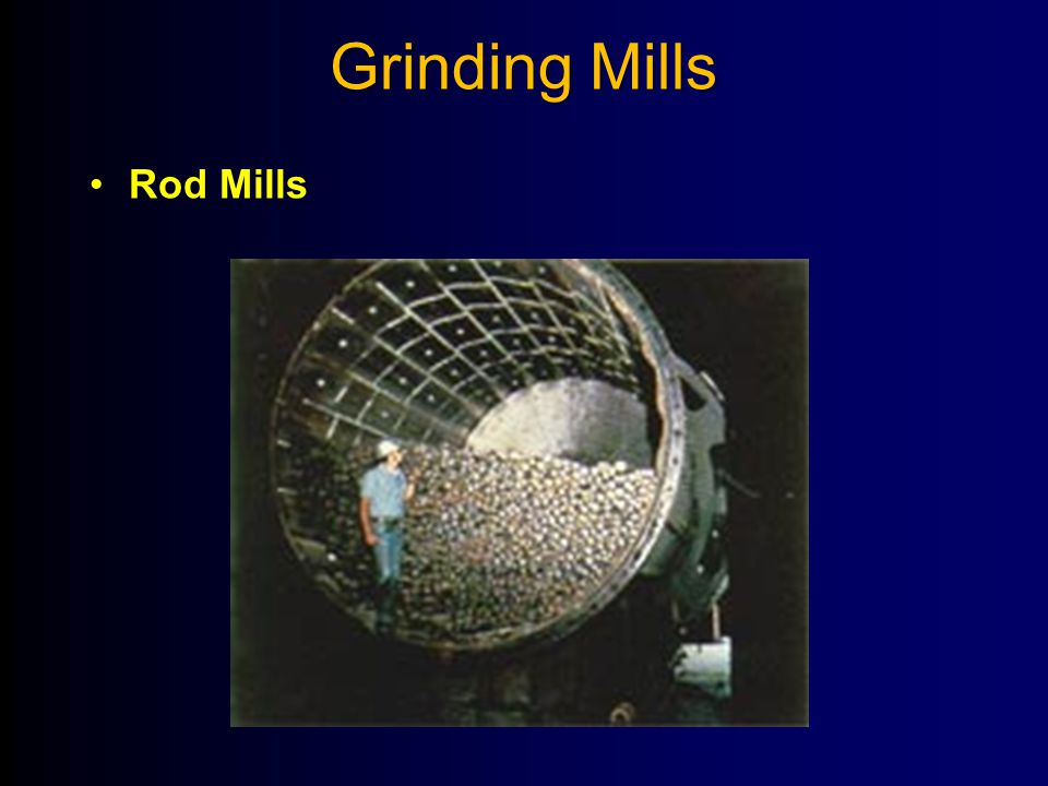 Grinding Mills Rod Mills