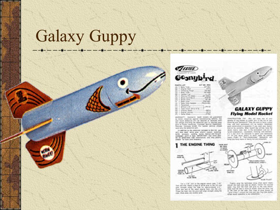 More Goonybird Designs Goony LTV Scout Goony Alien Space Probe