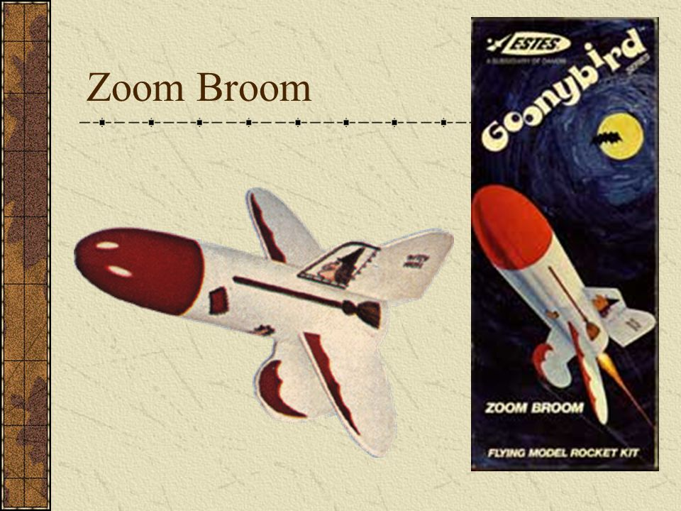More Goonybird Designs Goony LTV Scout (Estes LTV Scout) Goony Alien Space Probe (Estes Alien Invader)