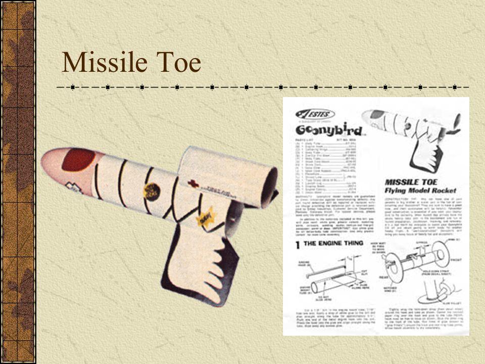 Semroc Saki Saki Bomb (original Goony concept)