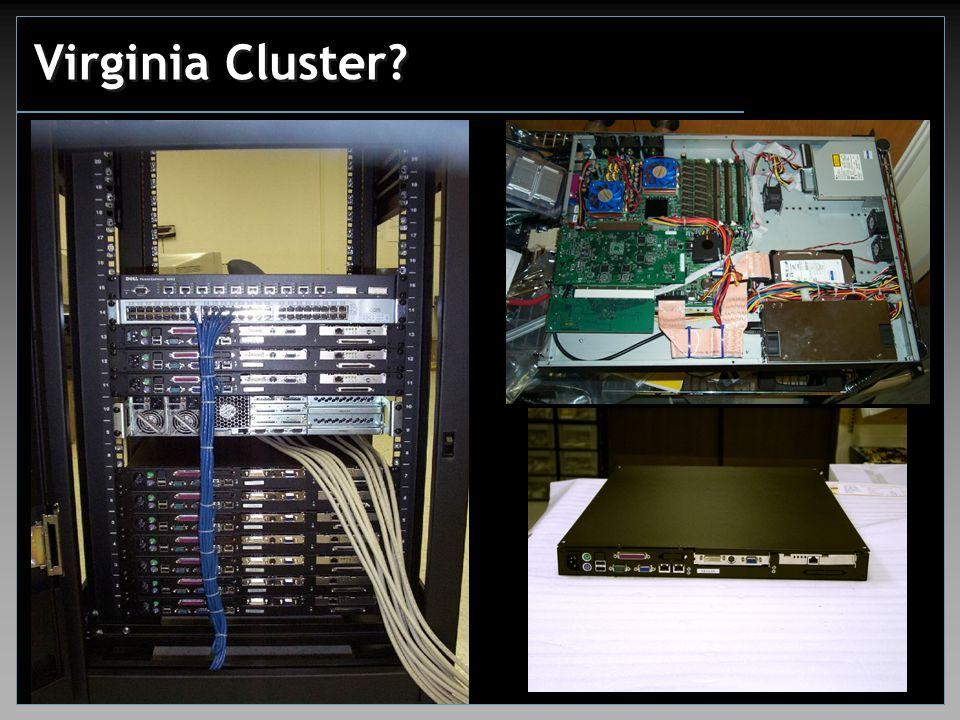 Virginia Cluster?