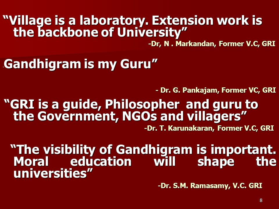 19 CREATIVITY AND INNOVATION OF GURUS Guru may take a vow that Nobody should fail not only in exam but also in life.