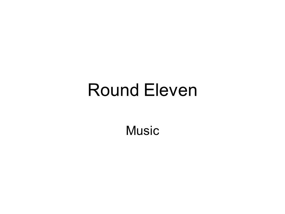 Round Eleven Music