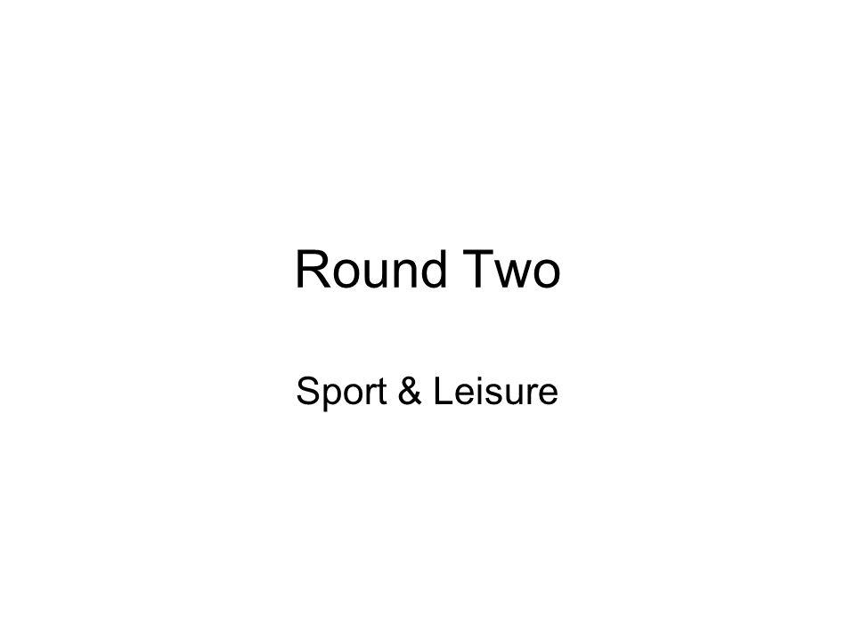 Round Two Sport & Leisure