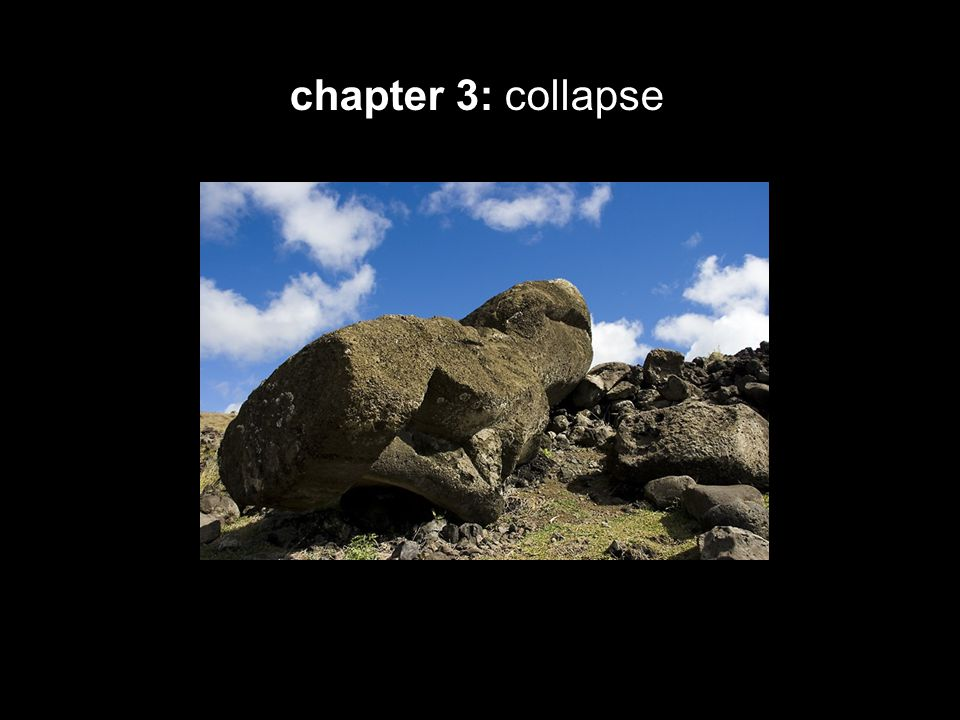 chapter 3: collapse
